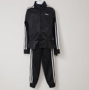 Girl's 6X Adidas 2 Piece NWT